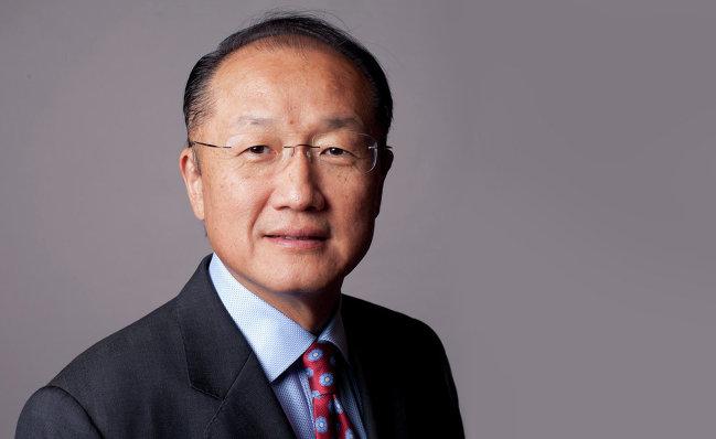 Президент группы Всемирного банка Джим Ён Ким