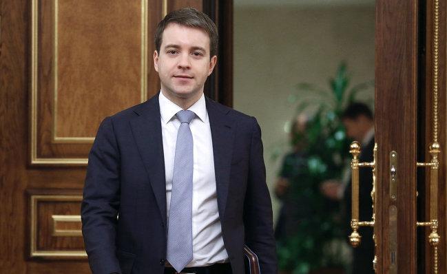 Министр связи и массовых коммуникаций Российской Федерации Николай Никифоров