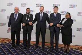 BRICS Environment Ministers Meeting