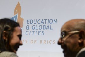 "International Conference ""Education and global cities."" Day One"