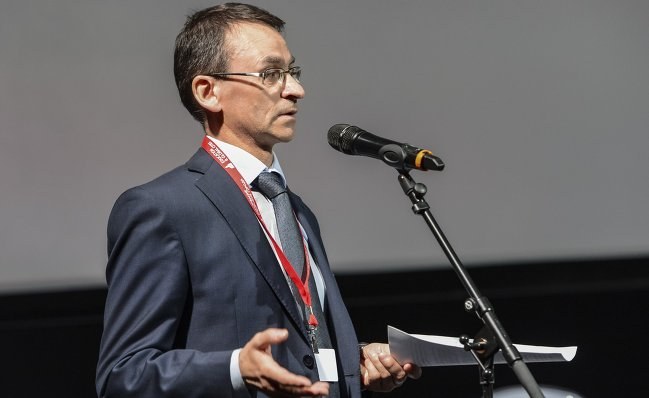 Russian Deputy Minister of Education and Science Alexander Klimov