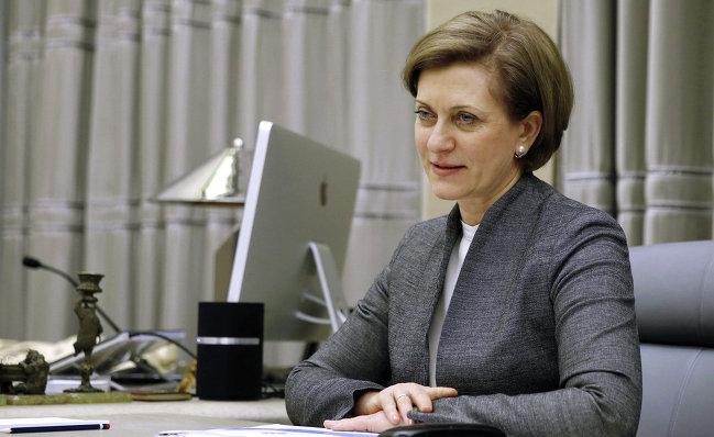 Анна Попова, руководитель Федеральной службы по надзору в сфере защиты прав потребителей и благополучия человека