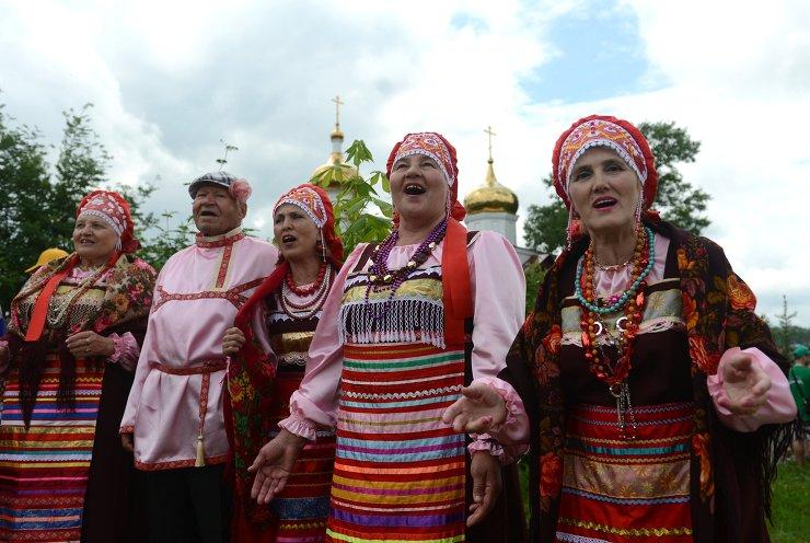 К саммиту ШОС и БРИКС в Уфе. Религии Башкортостана