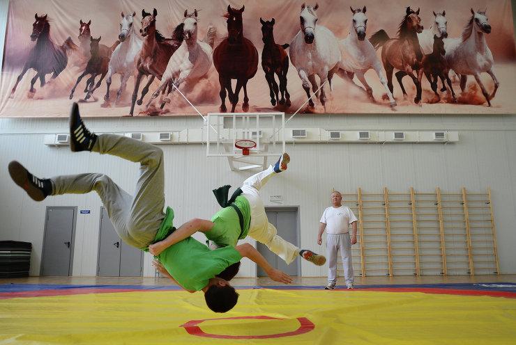 К саммиту ШОС и БРИКС в Уфе. Спорт Башкортостана