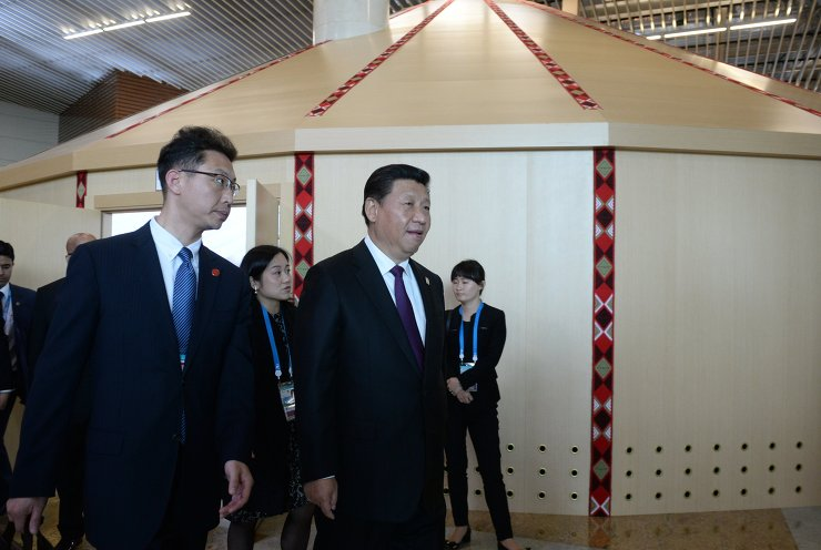 BRICS leaders limited attendance meeting