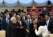 BRICS leaders limited attendance meeting