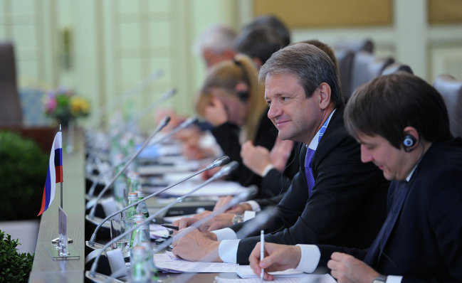 Встреча министров сельского хозяйства стран БРИКС