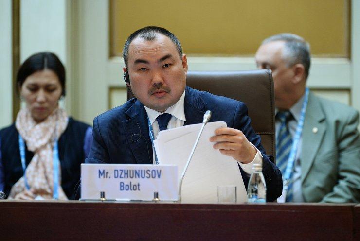 Встреча министров промышленности стран БРИКС