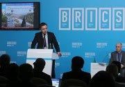 Встреча министров связи стран БРИКС. День первый