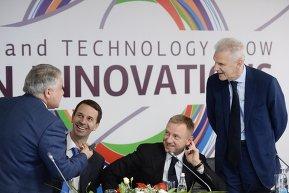 """Форум """"Открытые инновации- 2015"""". День первый"""