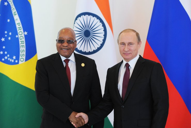 Informal meeting of BRICS leaders