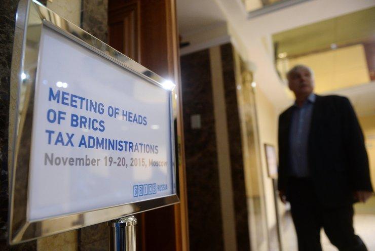 Встреча руководителей налоговых ведомств стран БРИКС