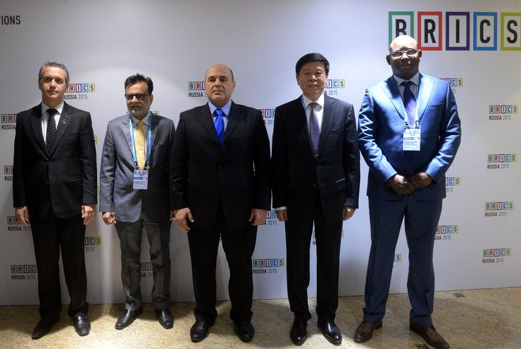 Meeting of the BRICS Heads of Tax Authorities