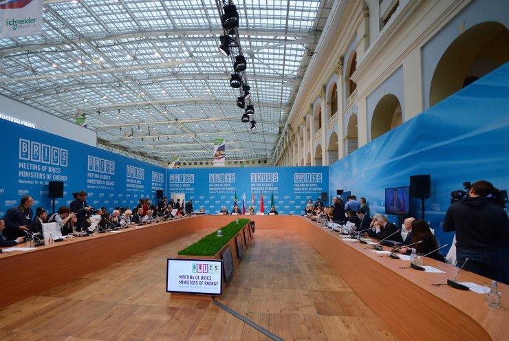 Встреча министров энергетики стран БРИКС