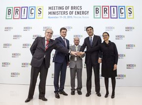 Meeting of the BRICS Ministers of Energy