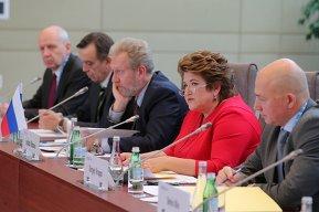 Meeting of the BRICS Senior Officials Responsible for International Development Assistance