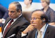 Встреча министров труда и занятости