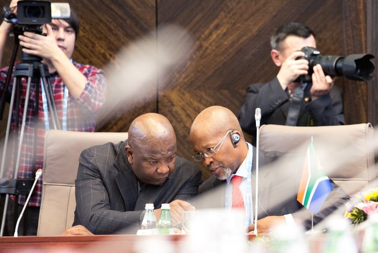 The Meeting of the BRICS Ministers of Labour and Employment