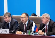 Встреча министров труда и занятости. День второй