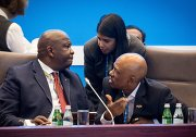 The Meeting of the BRICS Ministers of Labour and Employment. Day Two