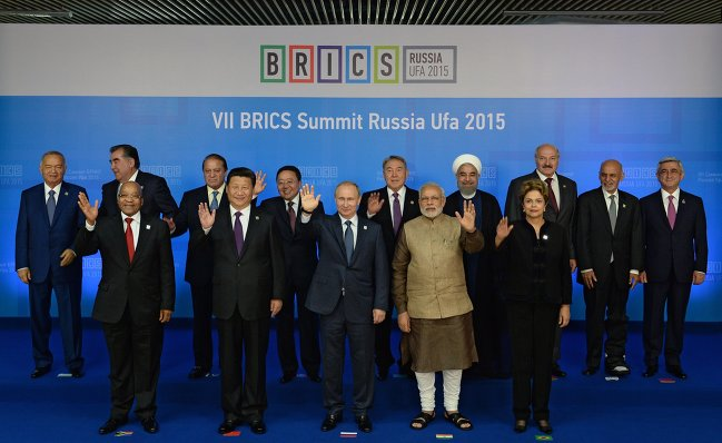 Final Report on Russia's Presidency in BRICS