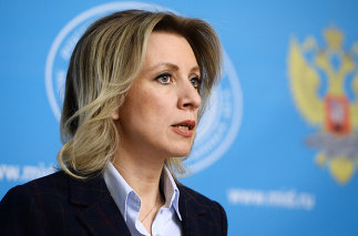 Russian Ministry of Foreign Affairs Spokesperson Maria Zakharova